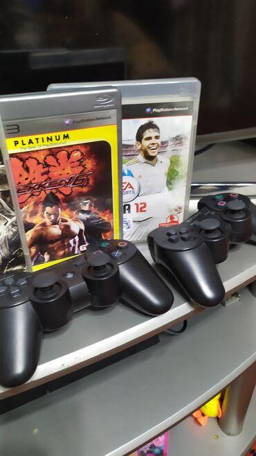 Продаю Playstation 3 super slim в идеальном состоянии, два . джойс