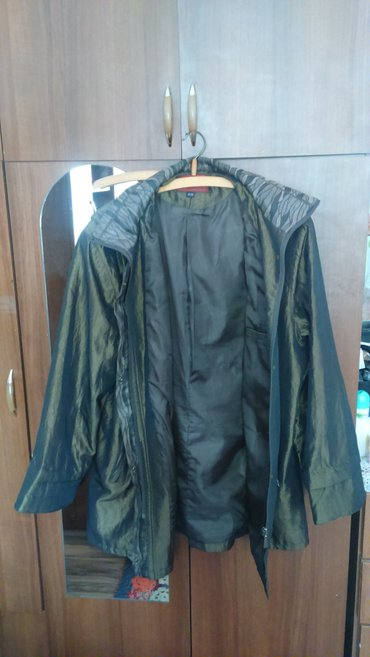 женские куртки трансформер в Азербайджан: Женская куртка в отличном состоянии, одевали всего пару раз. размер