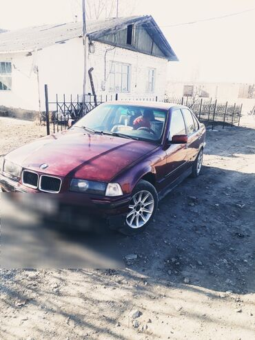 bmw m3 4 dct в Кыргызстан: BMW 318 1.8 л. 1992