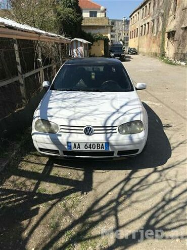 Volkswagen Golf 1.4 l. 1999 | 220000 km