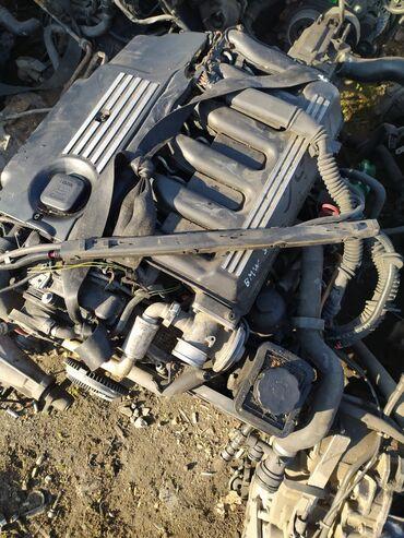 купить двигатель мерседес 3 0 дизель в Кыргызстан: БМВ Е46 двигатель 3.0 дизель