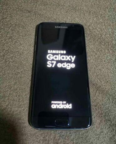 Upotrebljen Samsung Galaxy S7 Edge 32 GB crno