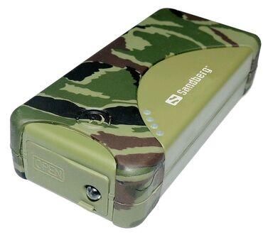 Eksterne baterije   Nis: Sandberg power bank. 5200 mAh, USB čvrst i otporan na kišu i prašinu