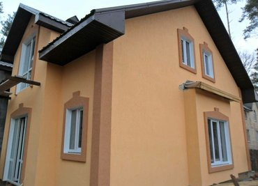 Утепление домов Пенопласт, серпянка, клей, текстура, покраска. в Бишкек