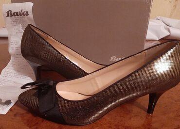 женские туфли с открытой пяткой в Азербайджан: Bata 37 Ölcu tezedi