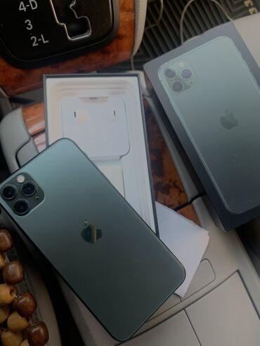 62 объявлений | ЭЛЕКТРОНИКА: IPhone 11 Pro Max | 256 ГБ | Зеленый | Face ID
