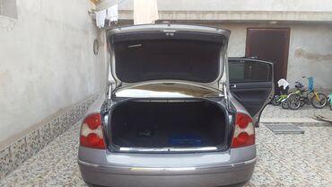 авто фольксваген пассат в Азербайджан: Volkswagen Passat 1.8 л. 2003 | 417000 км