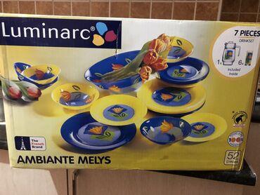 рено логан бишкек in Кыргызстан | ГРУЗОВИКИ: Продаю набор посуды в отличном состоянии. Особо не пользовались. Не хв