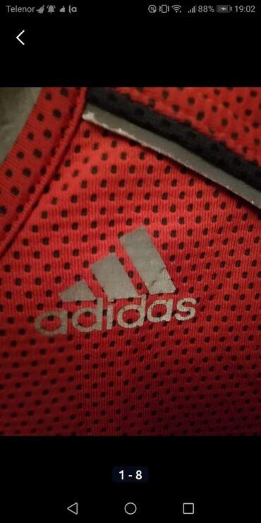 Majica adidas nova - Srbija: Novo  Adidas original muška majica  CLIMALITE