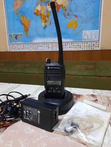 motorola droid razr в Кыргызстан: Рация НОВАЯ, профессиональная Motorola P160. Отдаем ДЕШЕВО
