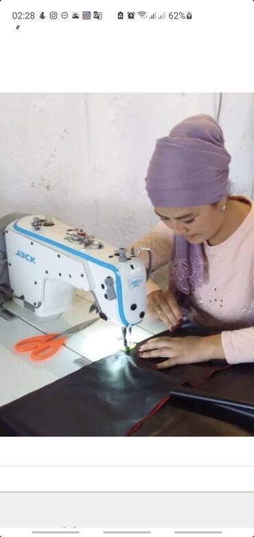 Отдых на Иссык-Куле - Корумду: Требуется швеи-прямострочки в большой цех Оплата еженедельная Работа п
