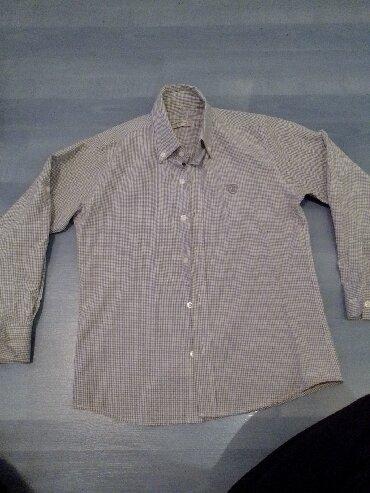 Košulja,za dečaka,kao nova,veličina 9-10 - Nis