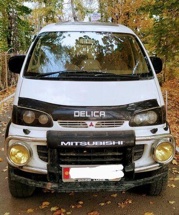 кнопкасы бар машина в Кыргызстан: Mitsubishi L400 3 л. 1995