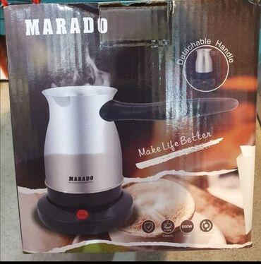 Elektronika - Vladicin Han: Električna džezva Marado Kuvanje kafe u veoma kratkom vremenu. Ukupan