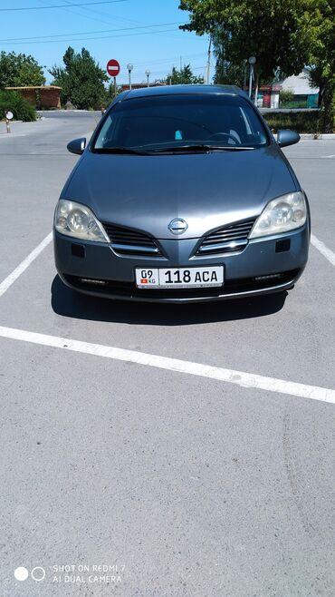 Транспорт - Мыкан: Nissan Primera 1.8 л. 2003   290000 км