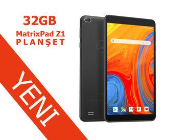 "Planşet ""MatrixPad""7 inch Android Tablet PritomAndroid 8.1.0 Oreo Go"