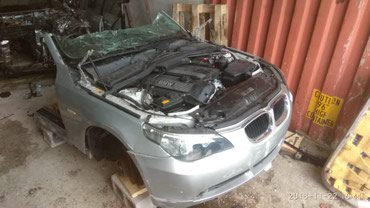 Транспорт в Кыргызстан: Авто запчасти на БМВ Е60 привезенные из Японии, обьем двигателя 2,5 пр