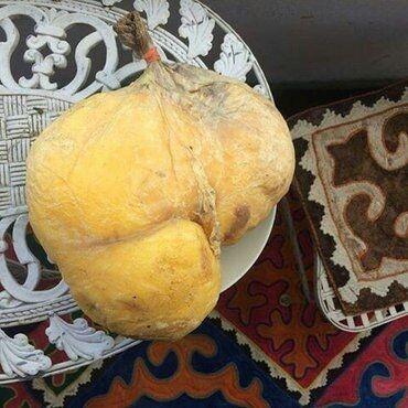 55 объявлений: Сары май сатылат, Ат-Башыныкы карындагысы 500сом бир кг. ботолкодогусу