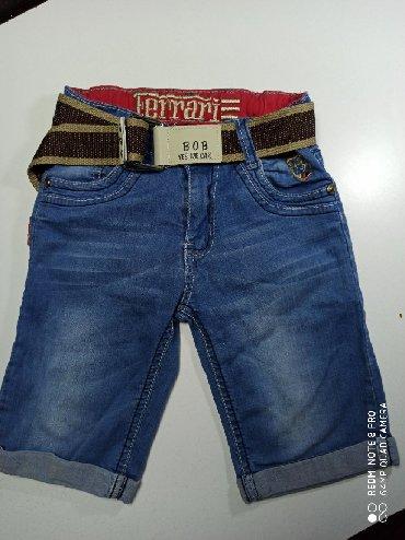 Джинсовые шорты на мальчика. В отличном состоянии. Возраст 1,5-3 года