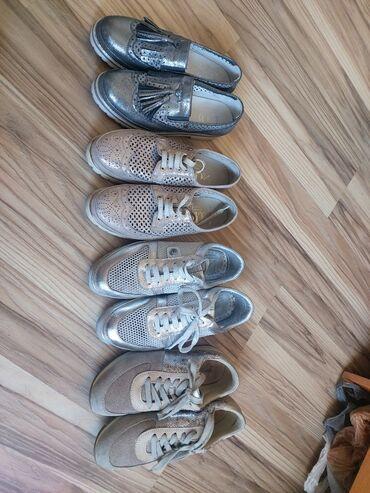 Личные вещи - Таш-Мойнок: Обувь фирменная по 2000сом каждаянадевали по одному разу 35 размер