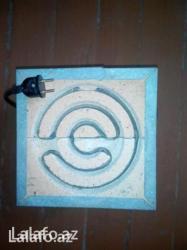 Bakı şəhərində Электроплитка спиральная из кирпича не использованная,как новая.