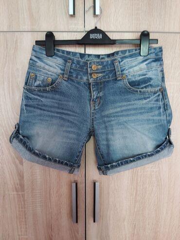 Шорты - Бишкек: Крутые джинсы из плотной качественной джинсы, Америка. Очень комфортно