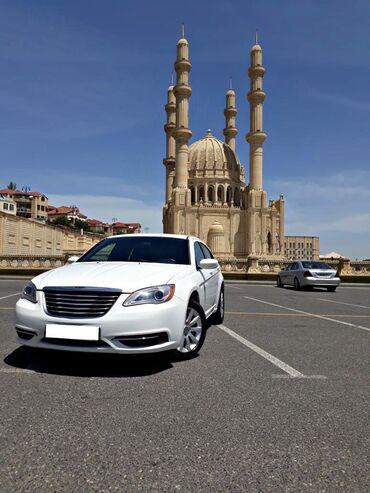 Chrysler - Azərbaycan: Chrysler 200 2.4 l. 2012 | 102564 km