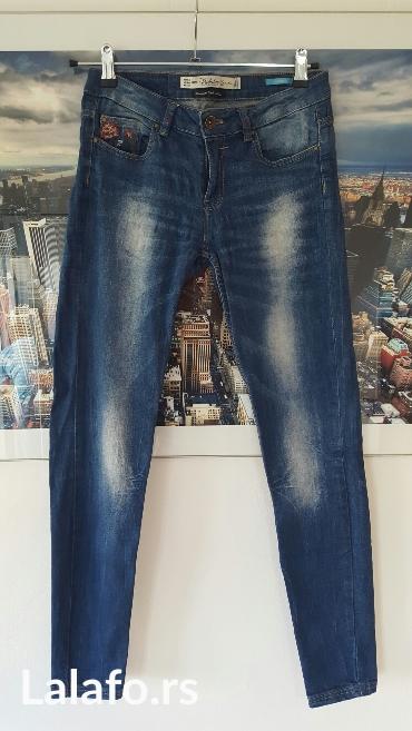 Zara trf premium wash skinny farmerke,36 broj,imaju elastina,stanje - Belgrade
