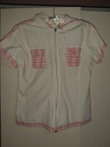 Komplet bermide i majica sa kapuljacom  XL velicina
