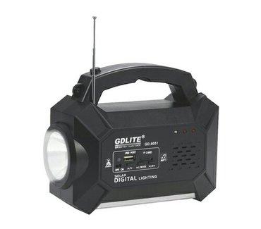 Işıq generatoru - Azərbaycan: Mini generatorRadio funksiyasiGuclu ses effektiFles kart ve mikro