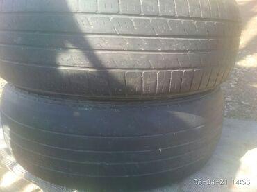 Шины и диски - Лето - Ак-Джол: Продаю покрышки р16. Цена 1200 сом пара