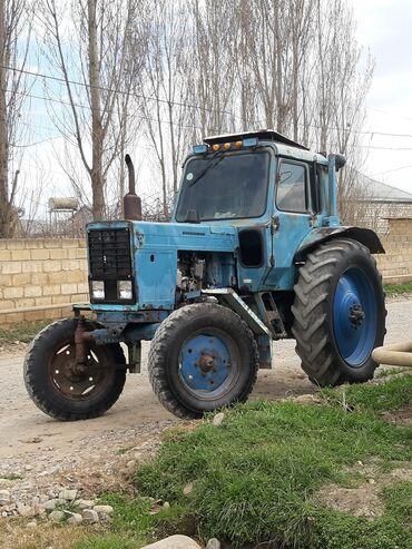 Yük və kənd təsərrüfatı nəqliyyatı - Azərbaycan: Belarus mtz 80.1