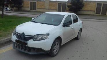 renault logan 2019 - Azərbaycan: Renault Logan 1.6 l. 2013 | 85000 km