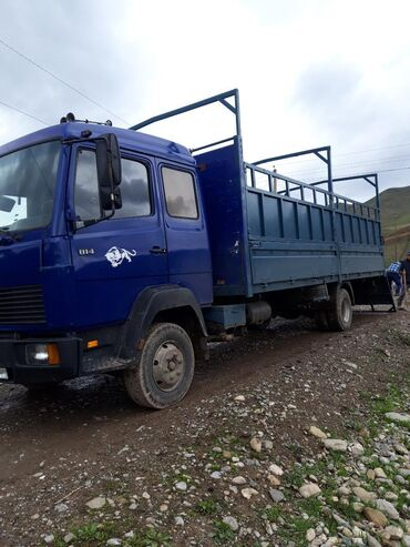 гигант 814 бишкек in Кыргызстан | АВТОЗАПЧАСТИ: Mercedes-Benz 6 л. 1996