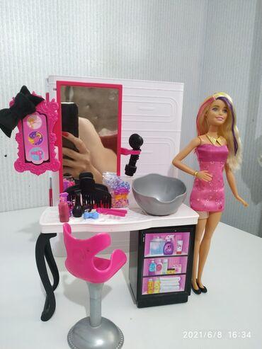 Детский мир - Кой-Таш: Набор барби без куклы
