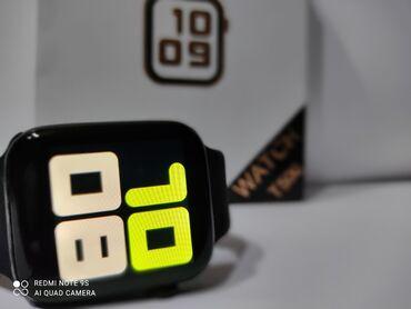 Qol saatları - Göyçay: Qara Uniseks Qol saatları Apple