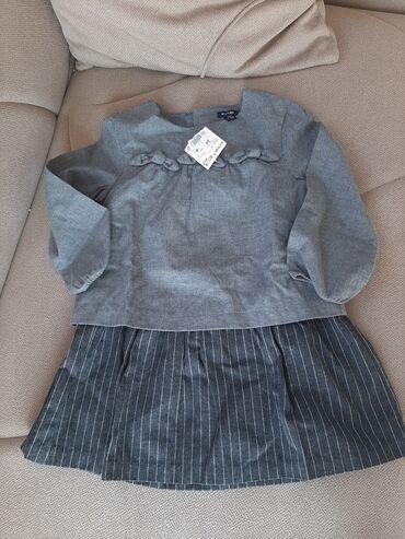 Kiabi haljinica za devojcice Vel 24meseca