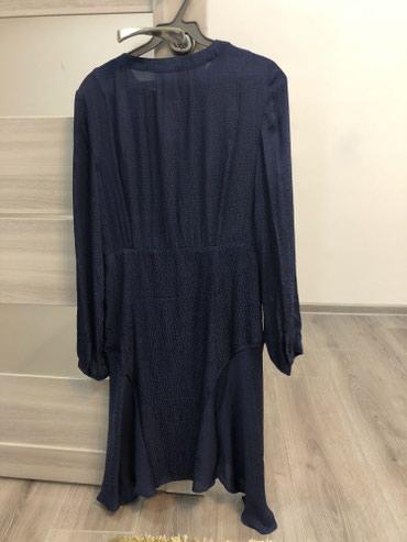 вязаные платья на выпускной в Кыргызстан: Новое платье Н&М, 36 размер, шелковое