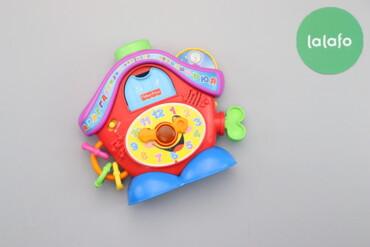 "Игрушки - Украина: Дитячий навчальна іграшка ""Розумний годинник"" Fisher-Price    Довжина"