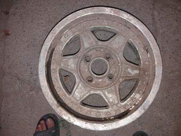 чан в Кыргызстан: Ауди 100 титан R15 дискасын сатам 1 эле штук.Талас