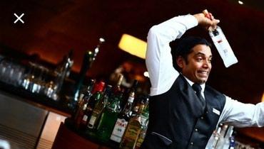 Bakı şəhərində Ailevi restorana Barmen teleb olunur. Minimum 1 yıllık tecrübe