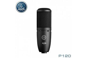 studijnyj-mikrofon-akg-p120 в Кыргызстан: AKG p120