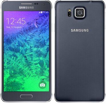 Samsung 7000 - Азербайджан: Samsung Galaxy Alpa  Ekranı işlemir zapçast kimi satıram
