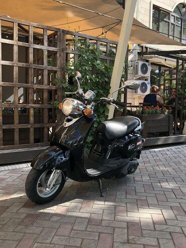 Мотоциклы и мопеды - Кыргызстан: Скутер Yamaha Vino, объём 125 кубиков. Выпуск 2009 год. 4-х тактный дв