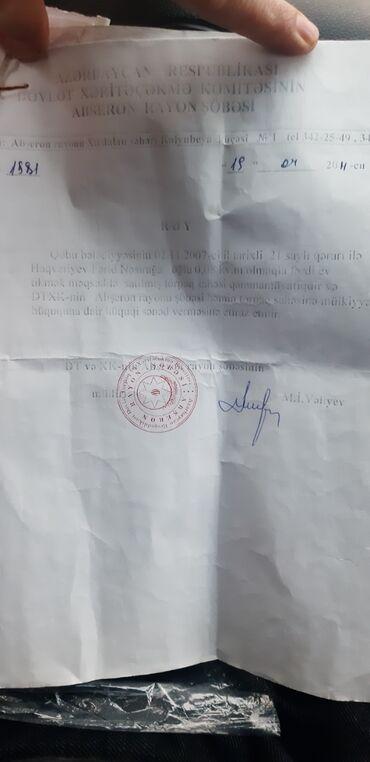 avtokaropka avtoma sol sükan - Azərbaycan: Satılır 4 sot Tikinti mülkiyyətçidən
