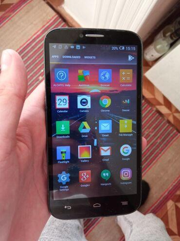 Alcatel - Azərbaycan: Bezproblem isleyir telefon herbirweyi islekdir.ciddi olan yazsin artiq