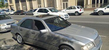 bir qollu paltarlar - Azərbaycan: Mercedes-Benz C 240 2.4 l. 1997 | 280000 km