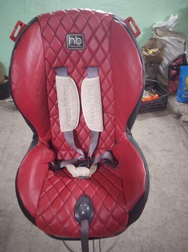 Продам авто кресло фирмы happy baby, с года до трёх лет, ЭКО кожа