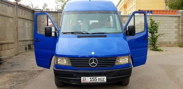 Mercedes-Benz - Модель: A-Class AMG - Кыргызстан: Mercedes-Benz Sprinter 3 л. 1999