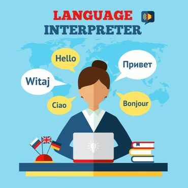 fun-english-for-kids в Кыргызстан: Simultaneous interpreter Russian to English English to Russian trans